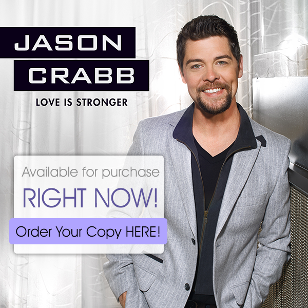 Jason Crabb Summer Tour