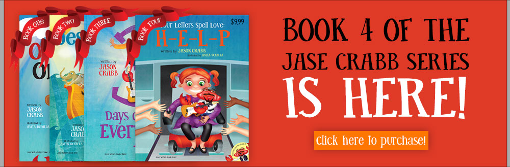 Jase Crabb Book Series