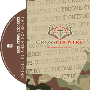 Jason Crabb Cross Country Outdoors (DVD)