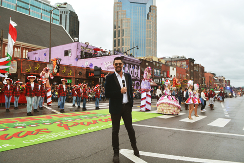 Nashville Christmas Parade